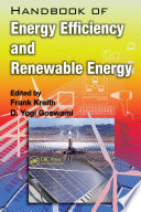 Handbook of Energy Efficiency and Renewable Energy