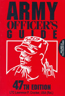Army Officer's Guide ebook