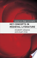 Key Concepts In Medieval Literature