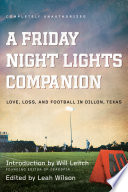 A Friday Night Lights Companion