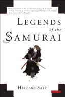 Legends of the Samurai Pdf/ePub eBook
