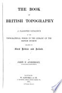 The Book of British Topography