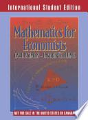 Mathematics for Economists.epub
