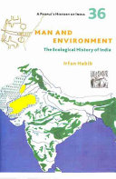 A People s History of India 36   Man and Environment
