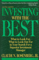Investing With the Best