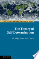 The Theory of Self Determination