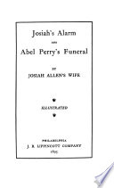 Josiah's Alarm, and Abel Perry's Funeral