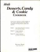 Ideals Dessert Candy Cookie Cooking