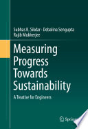 Book Cover: Measuring Progress Towards Sustainability