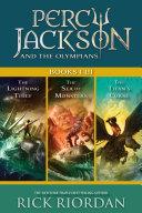 Percy Jackson and the Olympians: Pdf/ePub eBook