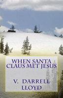 When Santa Claus Met Jesus