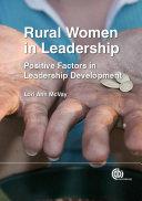 Rural Women in Leadership [Pdf/ePub] eBook