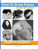 How to Draw Faces Step by Step Book PDF