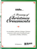 A Treasury of Christmas Ornaments