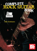 Complete Rock Guitar Book