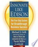 Innovate Like Edison