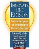 Innovate Like Edison Pdf