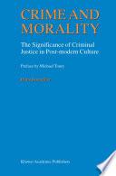 Crime And Morality