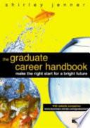 The Graduate Career Handbook Book
