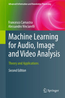 Pdf Machine Learning for Audio, Image and Video Analysis