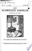 Der Schweizer Sammler