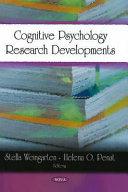 Cognitive Psychology Research Developments