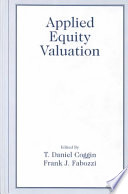 Applied Equity Valuation