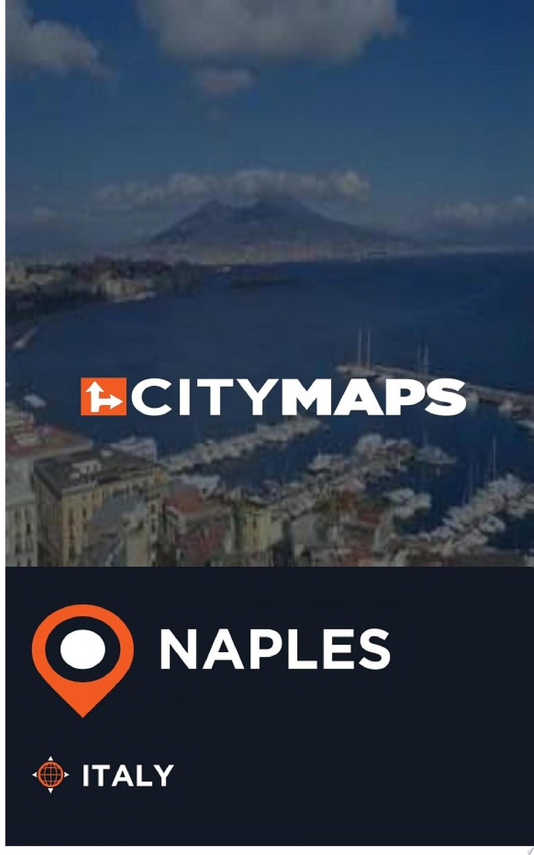 City Maps Naples Italy