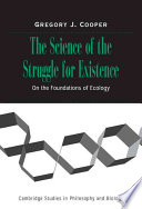 The Science of the Struggle for Existence