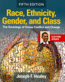 Race  Ethnicity  Gender  and Class   Issues in Race  Ethnicity  Gender  and Class