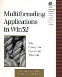Multithreading Applications in Win32