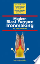 Modern Blast Furnace Ironmaking