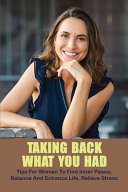 Taking Back What You Had Book PDF