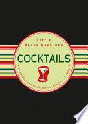 Little Black Book der Cocktails