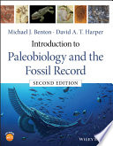 Introduction to Paleobiology and the Fossil Record Book
