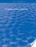 Phosphates As Food Ingredients