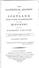 Pdf The Statistical Account of Scotland