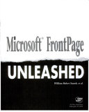 Microsoft FrontPage Unleashed Book