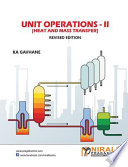 Unit Operations-II