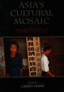 Asia's Cultural Mosaic