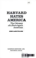 Harvard hates America