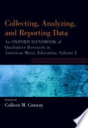 Collecting  Analyzing and Reporting Data Book