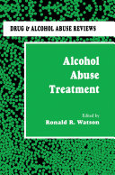 Alcohol Abuse Treatment