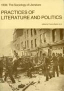 1936  the Sociology of Literature