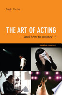 The Art of Acting Book