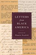 Letters from Black America Pdf/ePub eBook