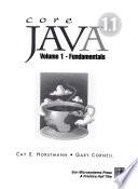 Core Java 1.1: Fundamentals