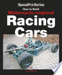 """""""How to Build Motorcycle-engined Racing Cars"""" by Tony Pashley"""