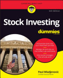 Stock Investing For Dummies Pdf/ePub eBook