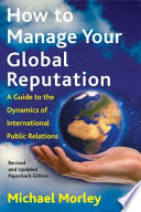 How to Manage Your Global Reputation Book PDF